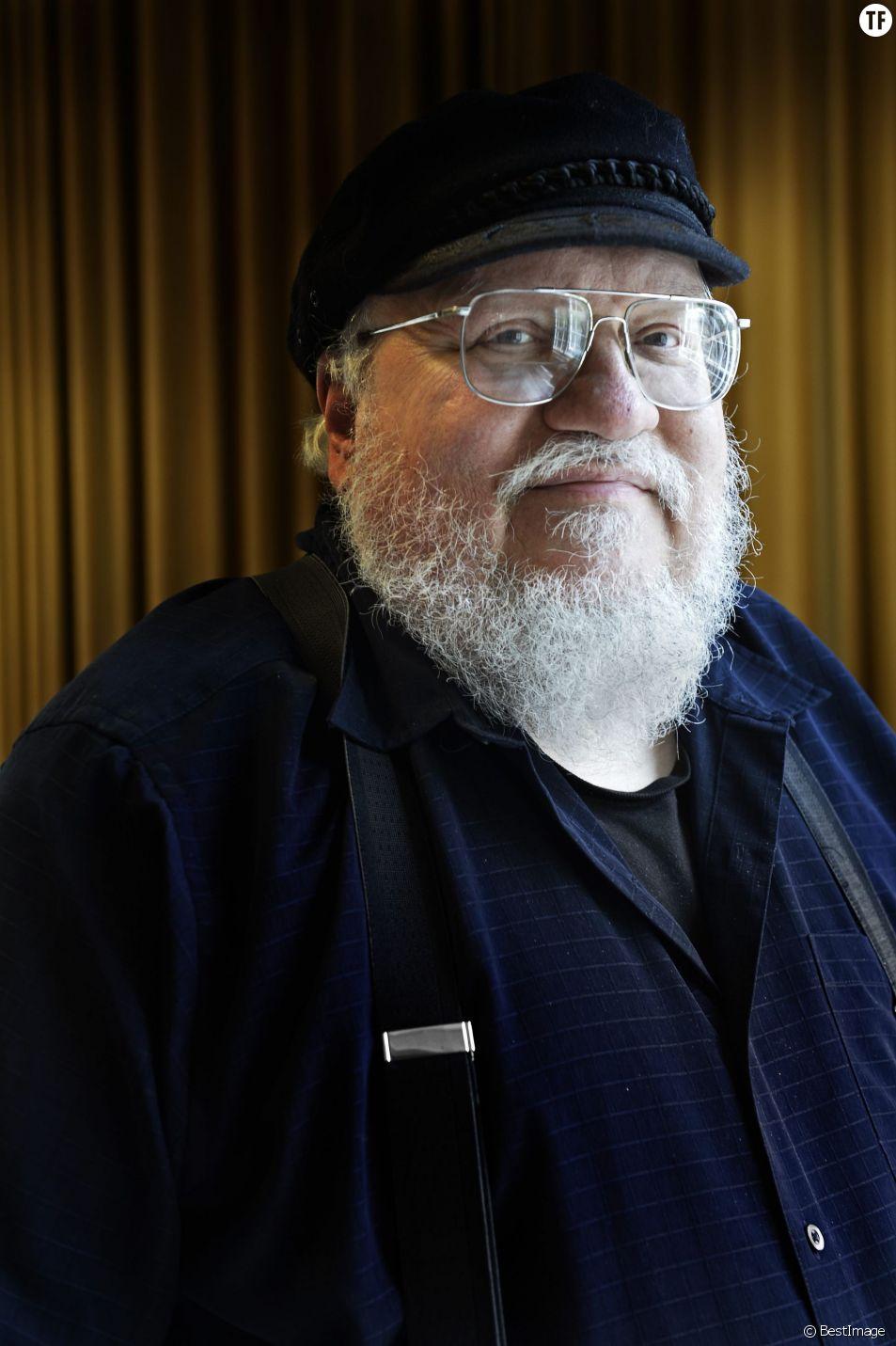 Rendez Vous avec George R. R. Martin, l'auteur de Game of Thrones le 23 juin 2015 à Stockholm.