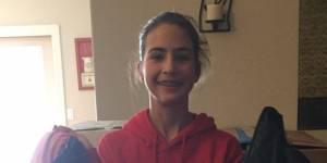 À 12 ans, elle collecte des manteaux pour les SDF