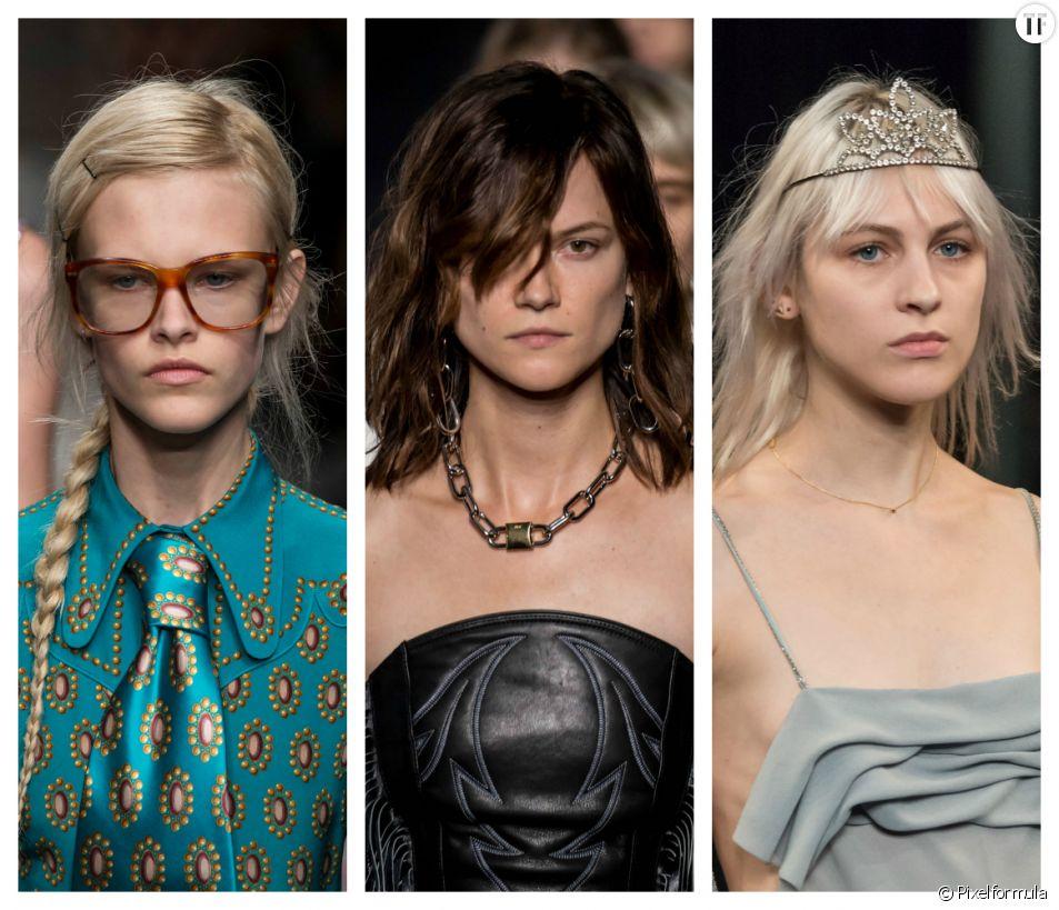 Les 6 tendances coiffures qui vont nous séduire en 2016