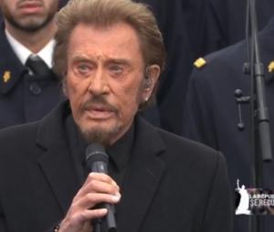 Johnny Hallyday : son hommage en chanson aux victimes des attentats fait polémique (vidéo)