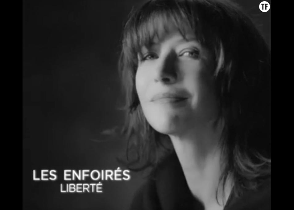 """Les Enfoirés - clip """"Liberté"""""""