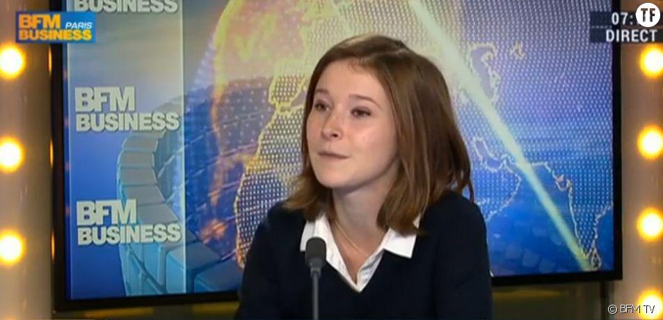 Cette lycéenne de 16 ans a créé une appli pour empêcher les ados de sécher les cours