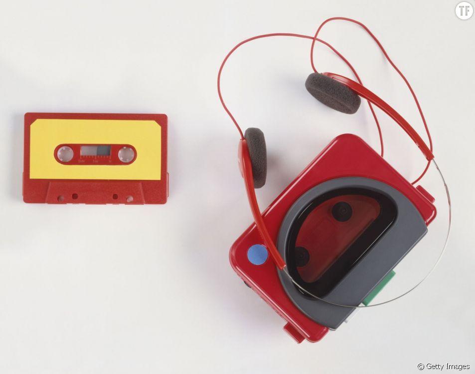 Le walkman et la cassette, les reliquats de notre jeunesse