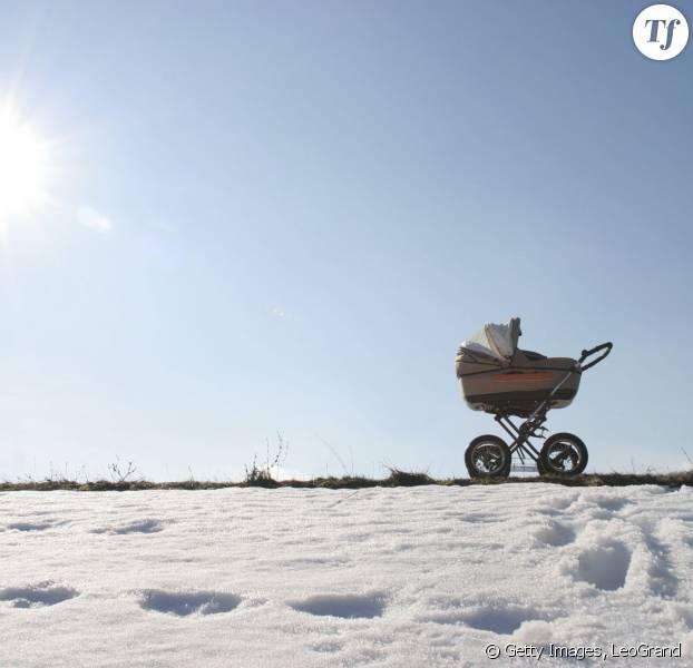 Faire dormir son bébé à l'extérieur est très répandu dans les pays scandinaves