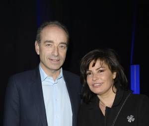 Jean-François Copé : fou de sa femme Nadia et de leur petite Faustine