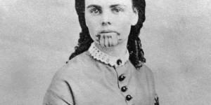 L'histoire fascinante de la pionnière au visage tatoué