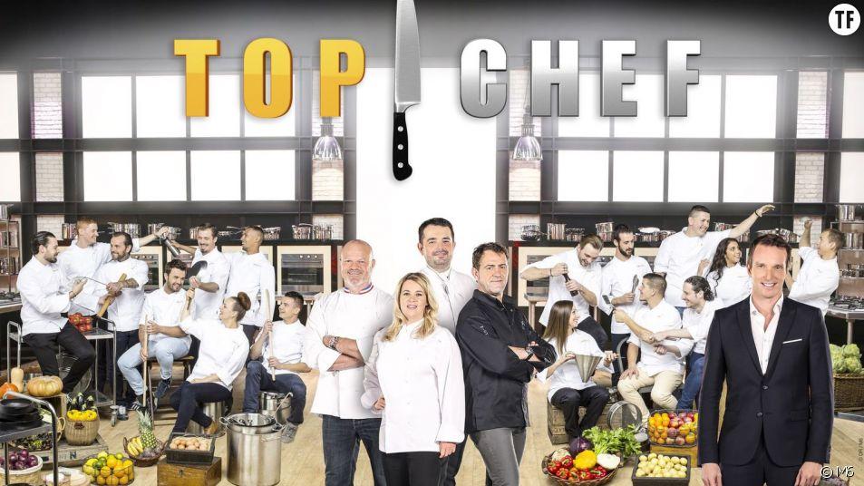 Le casting de Top Chef 2016