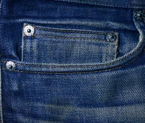 Mais à quoi sert cette toute petite poche sur notre jean ?