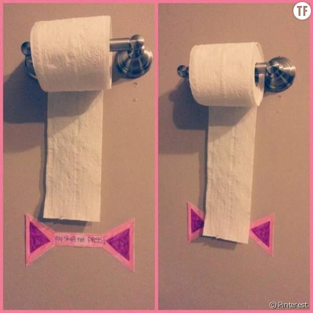 Voilà qui va vous faire économiser du papier !