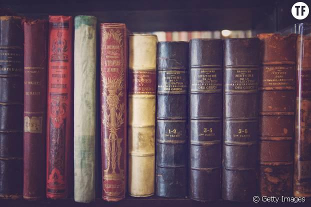 De vieux livres