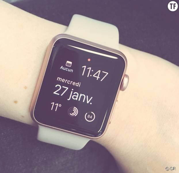 fonction apple watch