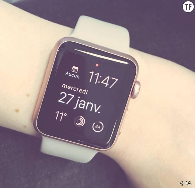 fonction apple watch