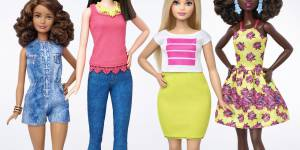Ronde, petite, grande : ça y est, Barbie change enfin de corps