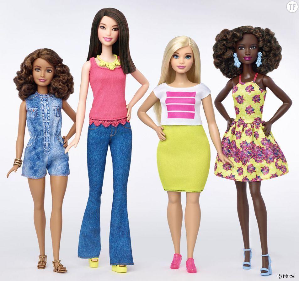 Des Barbie d'un autre genre
