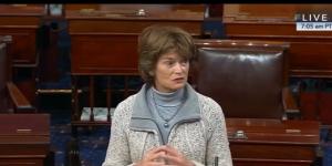 Le Sénat américain 100% féminin à cause de la tempête de neige