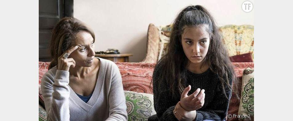 """Lina Elarabi (Chama) et Samia Sassi (sa mère) : qui sont les comédiennes de """"Ne m'abandonne pas"""""""