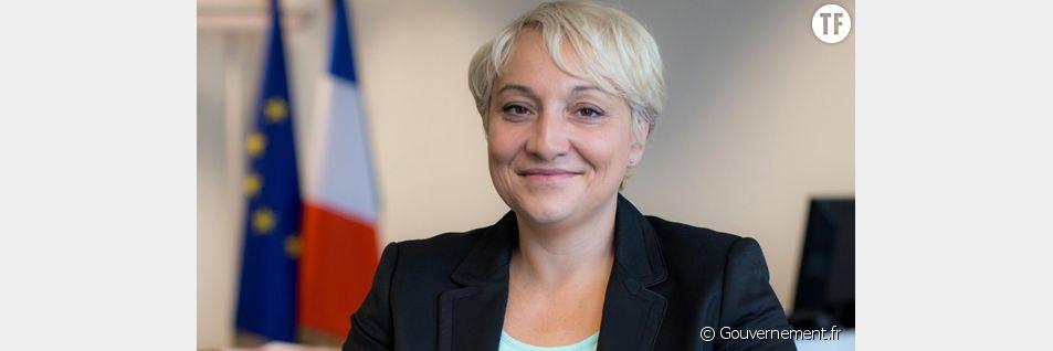 La ministre Pascale Boistard