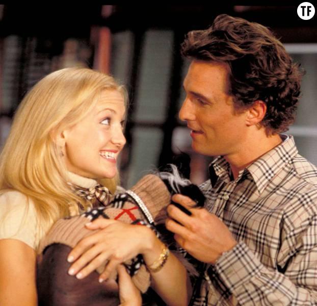 Matthew McConaughey joue les dragueurs face à Kate Hudson