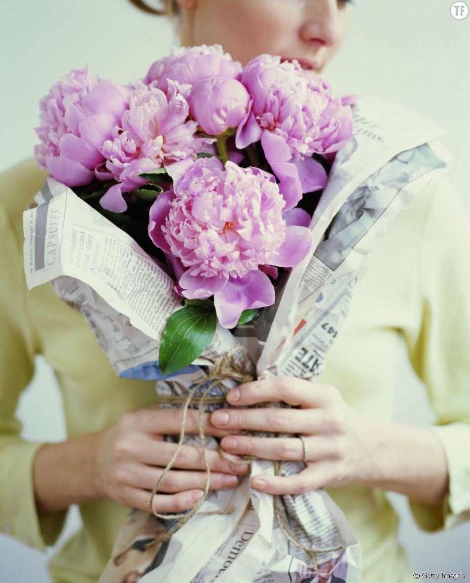 Acheter un bouquet écolo