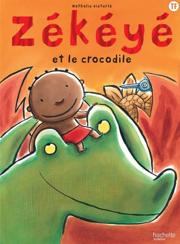 Zékéyé et le crocodile (Hachette Jeunesse) – 6 euros
