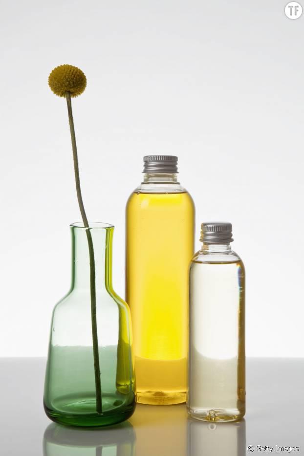 L'huile, un vrai secret beauté