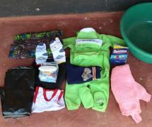 Des femmes du monde entier dévoilent le contenu de leur valise de maternité