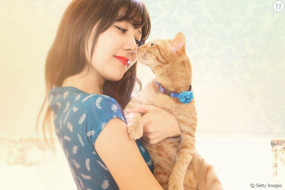 Les signes qui prouvent que vous êtes prête à adopter un chat