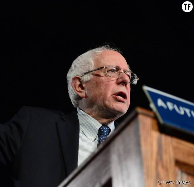 Le démocrate Bernie Sanders, plus féministe qu'Hillary Clinton ?