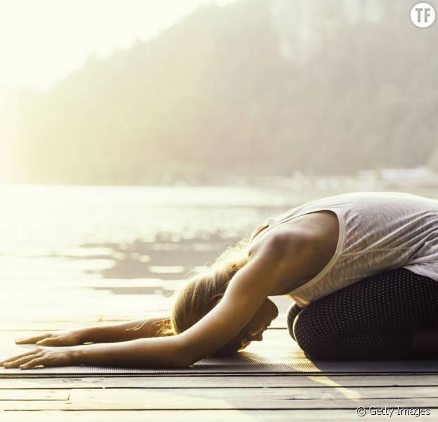 posture yoga nuque
