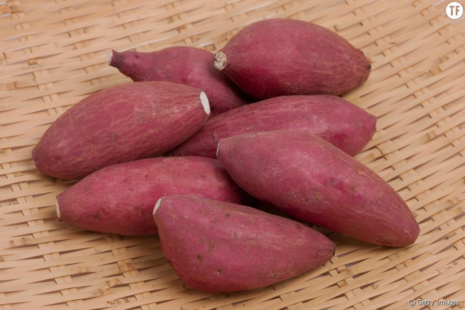 La patate douce japonaise, le secret anti-âge des stars
