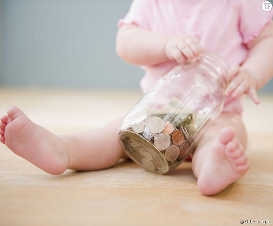 Comment ne pas trop dépenser quand on a un bébé ?
