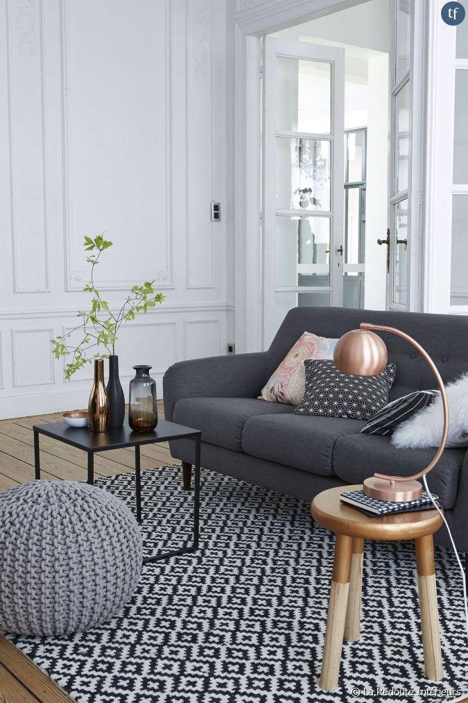 D coration d 39 int rieur printemps 2016 15 nuances de gris for Decoration interieur 2016