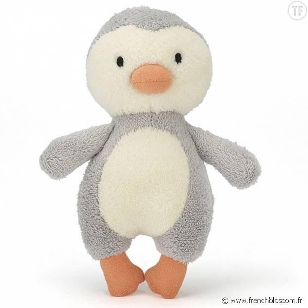 Doudou pingouin