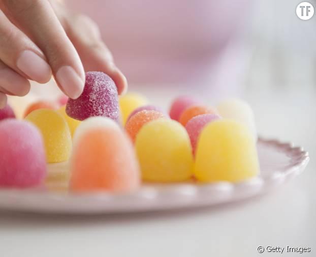 Les bonbons c'est magique