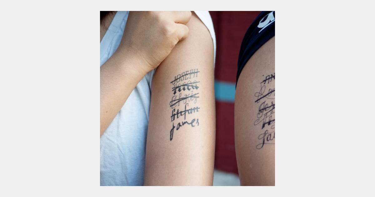comment se faire enlever un tatouage sans laser ? - terrafemina