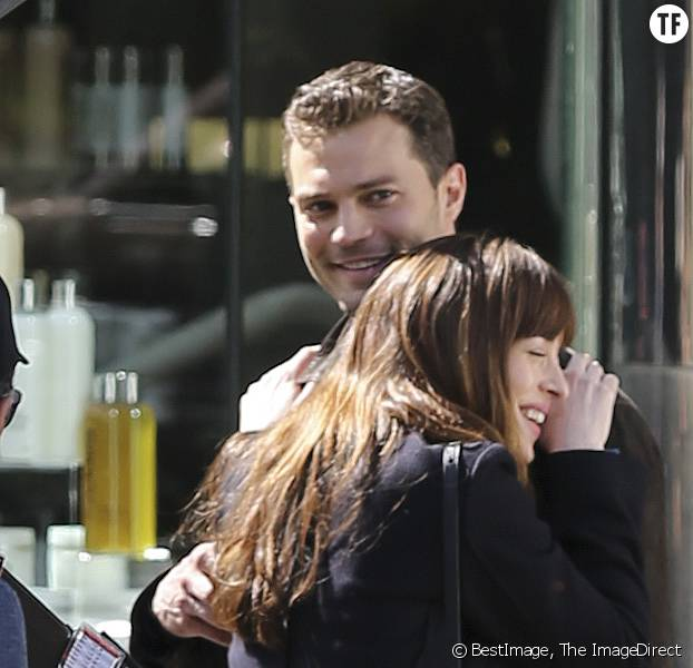 jamie dornan et dakota johnson en couple