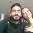 Nabilla Benattia et Thomas Vergara