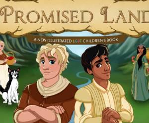 Promised Land : le livre de conte de fées qui met à l'honneur deux princes gays