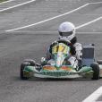 La jeune Mariane Barbaza est depusi l'âge de ses 10 ans, une adepte des pistes de karting