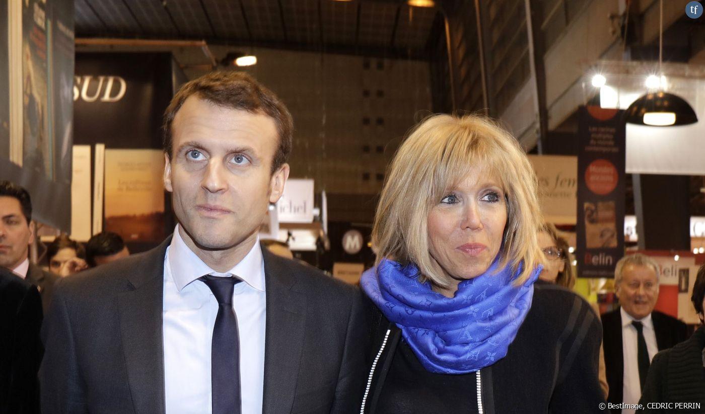 Emmanuel Macron Sa Femme Brigitte Trogneux Raconte Leur