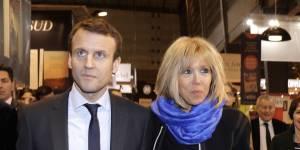 Emmanuel Macron : sa femme Brigitte Trogneux raconte leur coup de foudre