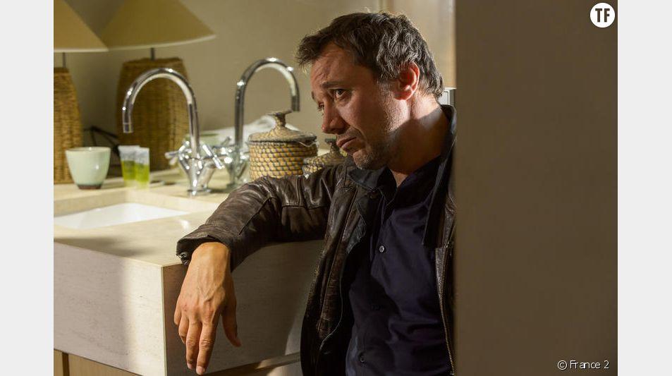 Bruno Debrandt dans la série Caïn sur France 2
