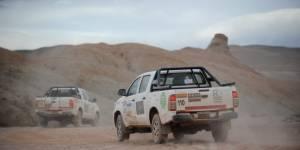 Trophée Roses des Andes 2016 JT n°4 : la boucle d'Abra Pampa