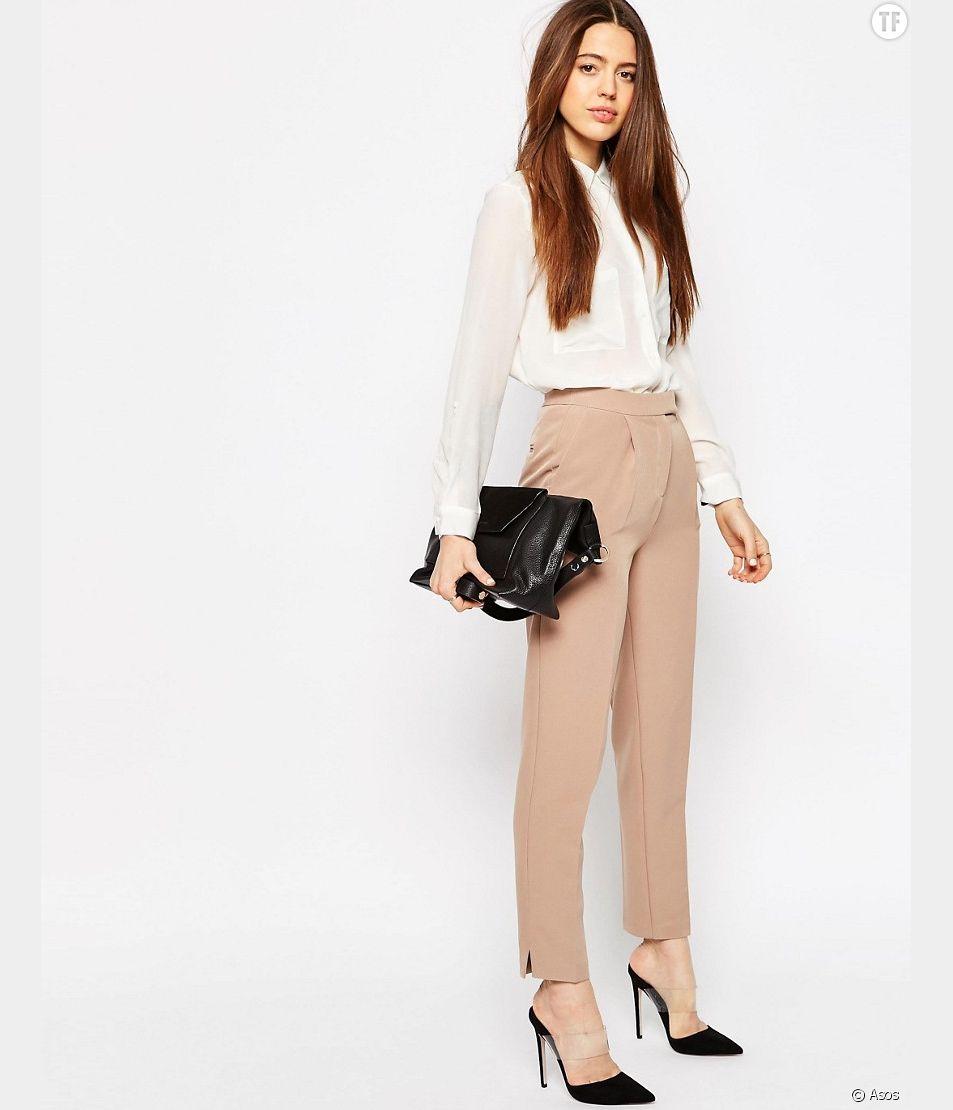 Pantalon slim Asos, 42,99 euros