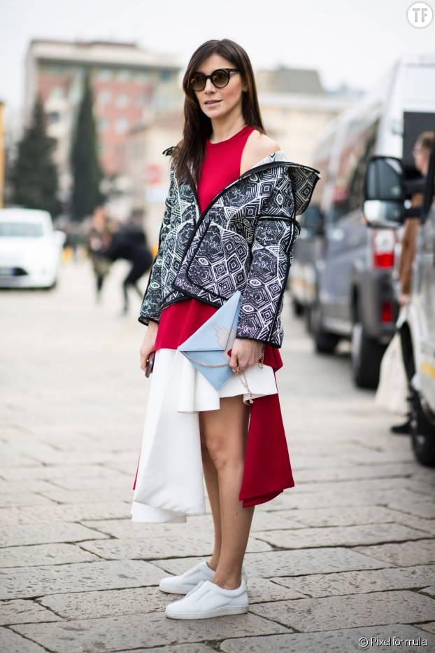 Baskets Comment et Une Terrafemina Avec Des Robe Du Porter Style YIrRrxE