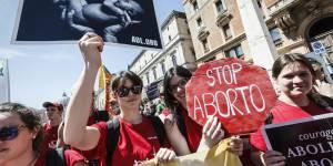 En Italie, l'avortement est légal mais quasiment impossible à obtenir