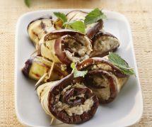 Cette recette des aubergines roulées au parmesan va vous faire fondre