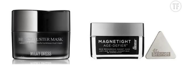Le masque magnétique : un nouveauté beauté ultra séduisante !