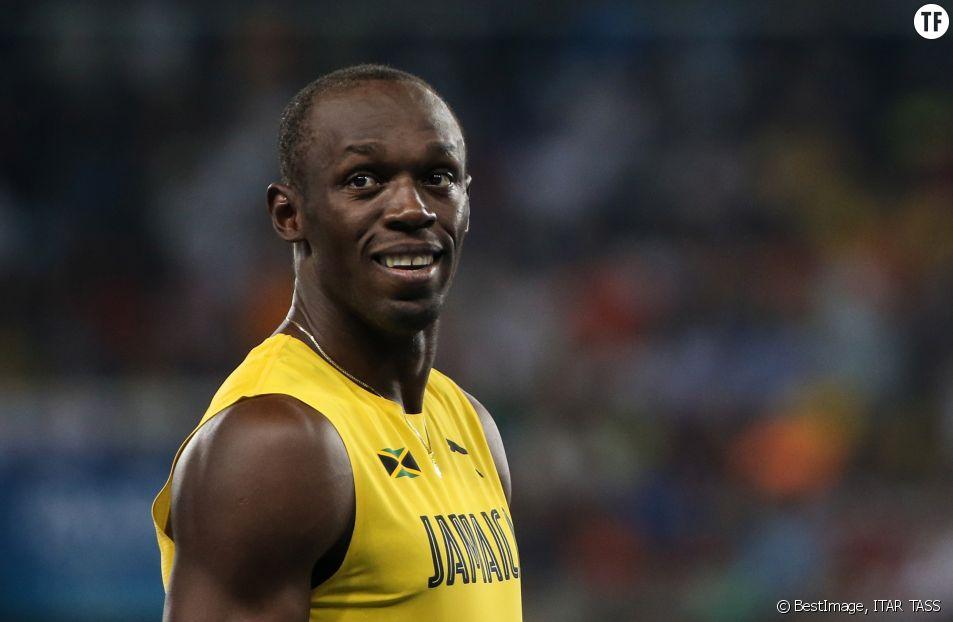 Le Jamaïcain Usain Bolt