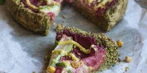 La recette étonnante et gourmande de la pizza façon falafel